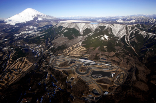 Fuji Speedway in Japan is the Next Challenge for EMS Race Team