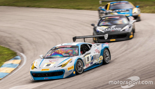 EMS Race Team Earns Pair of Podiums at Homestead-Miami Speedway with Finali Mondali up Next