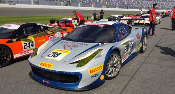 EMS Race Team Secures Season Championship at the Finali Mondiali in Daytona