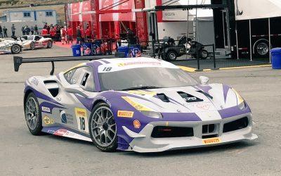 The 2017 Ferrari Challenge Kicks Off at Mazda Raceway Laguna Seca