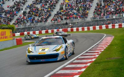 Previewing Round 2 of the Ferrari Challenge at Circuit Gilles Villeneuve in Montreal