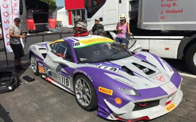 Around the World with EMS Race Team at Circuit Paul Ricard in France