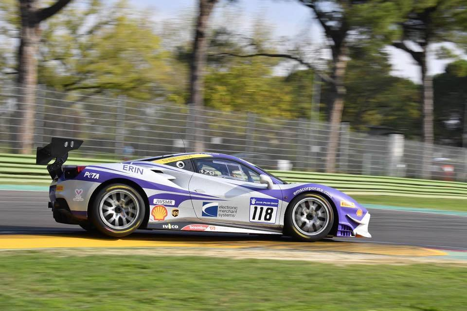 EMS Race Team Travels to Italy for the 2017 Finali Mondiali