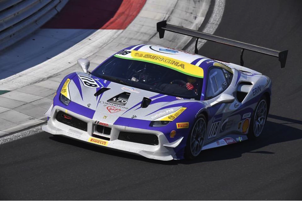 EMS Race Team Travels to Australia for the Melbourne Ferrari Challenge