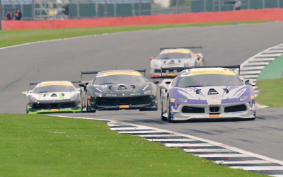 EMS Race Team Travels to Czech Republic for Ferrari Challenge at the Brno Circuit