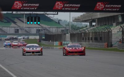 EMS Race Team Earns Pair of Podiums in Malaysia