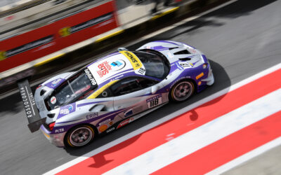 EMS Race Team Travels to Ferrari Challenge at Circuit Gilles-Villeneuve in Canada