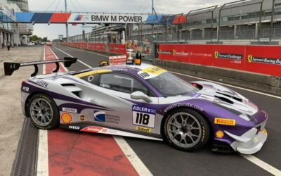 EMS Race Team Follows Win at Le Mans with a Victory at the Nürburgring in Germany
