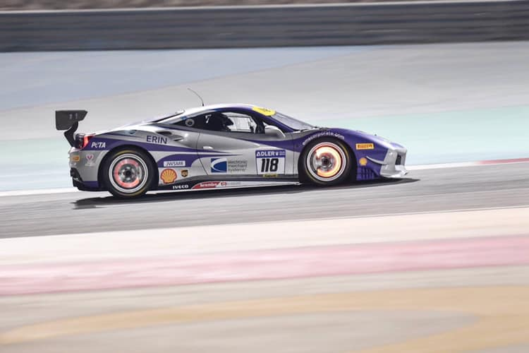 EMS Race Team Returns to Italy for 2019 Ferrari Challenge World Finals