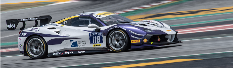 EMS Race Team Opens 2020 Ferrari Challenge with a Victory in Barcelona