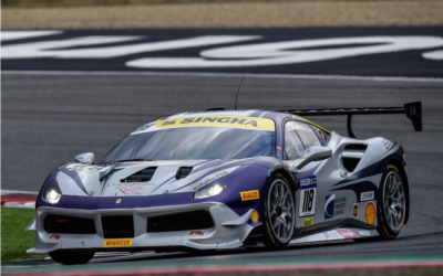 EMS Race Team to Open 2020 Ferrari Challenge in Barcelona, Spain