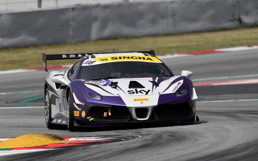 EMS Race Team Aiming for Another P1 Finish at Spa