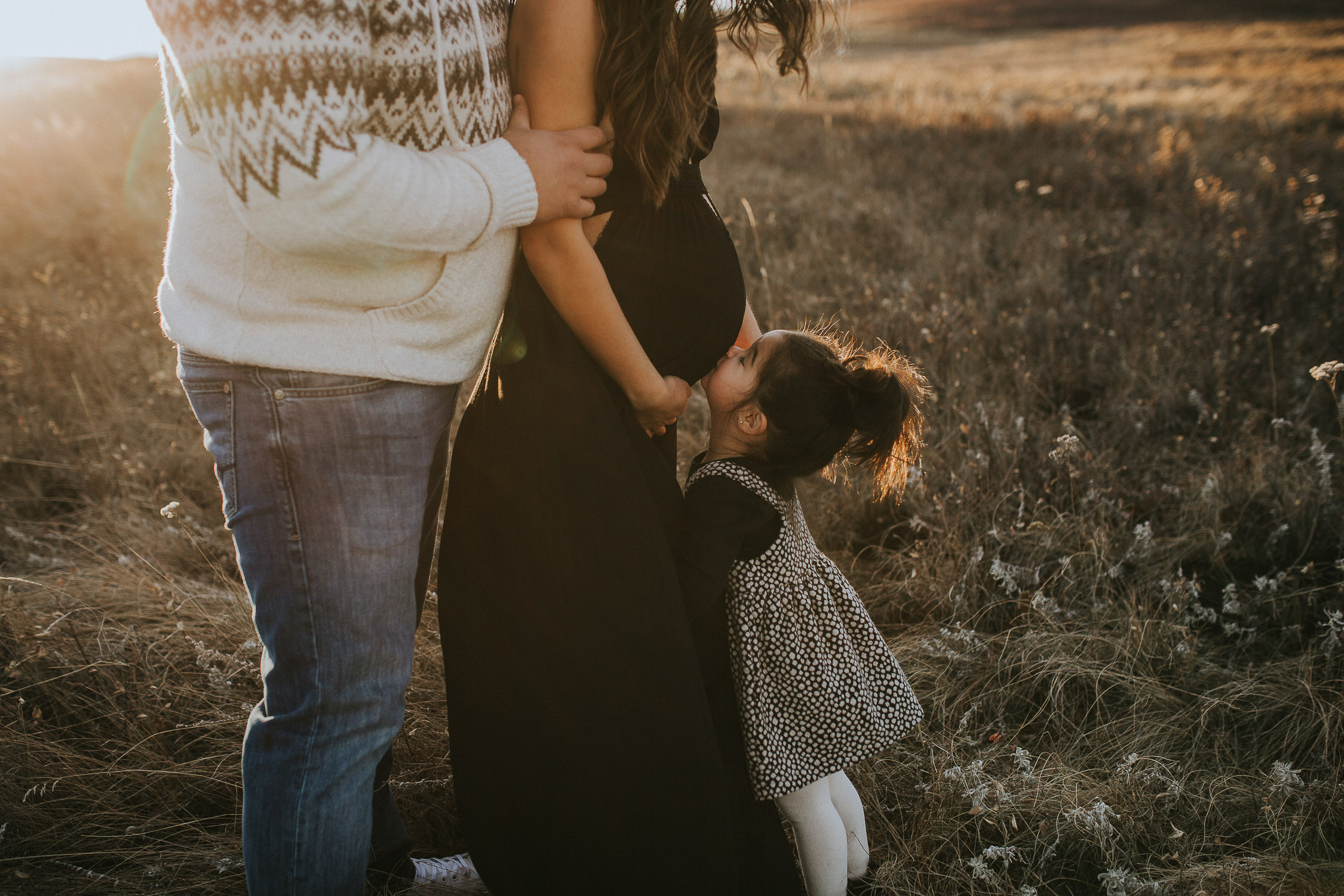 family maternity photography calgary