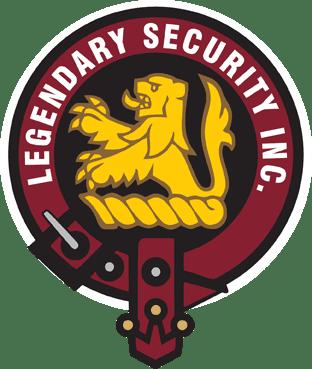 Legendary Security logo