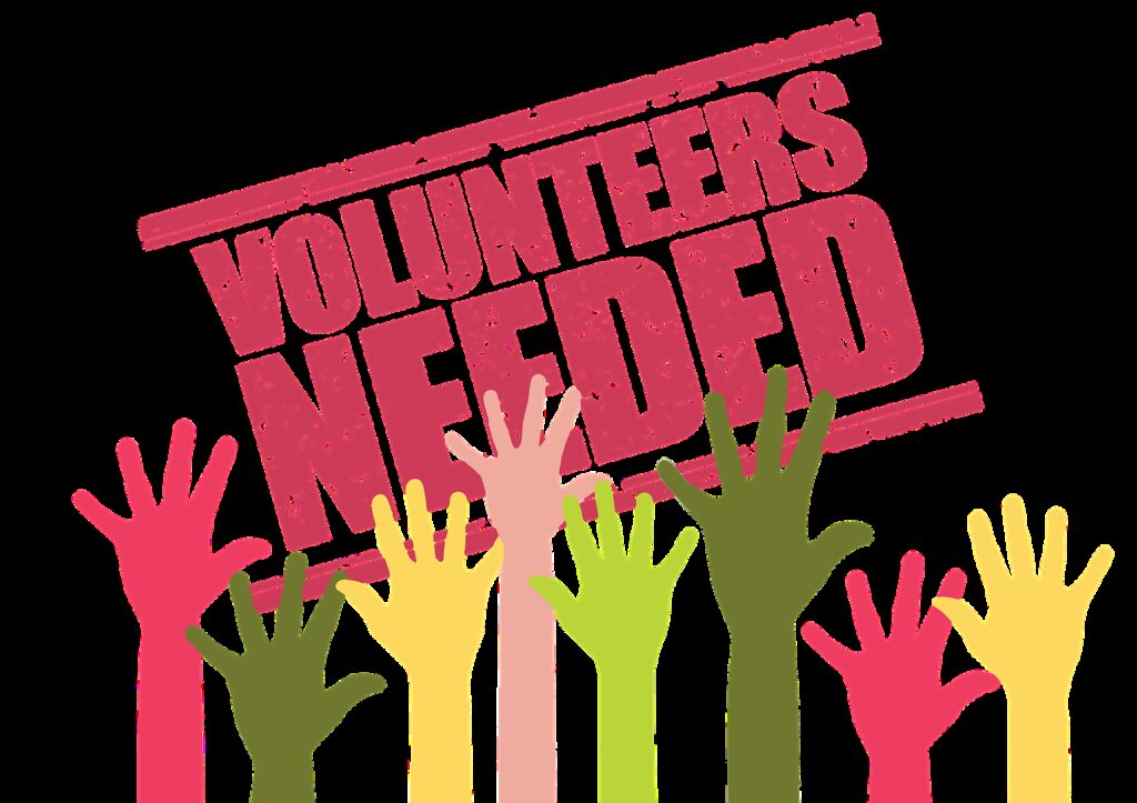 volunteers, search, application