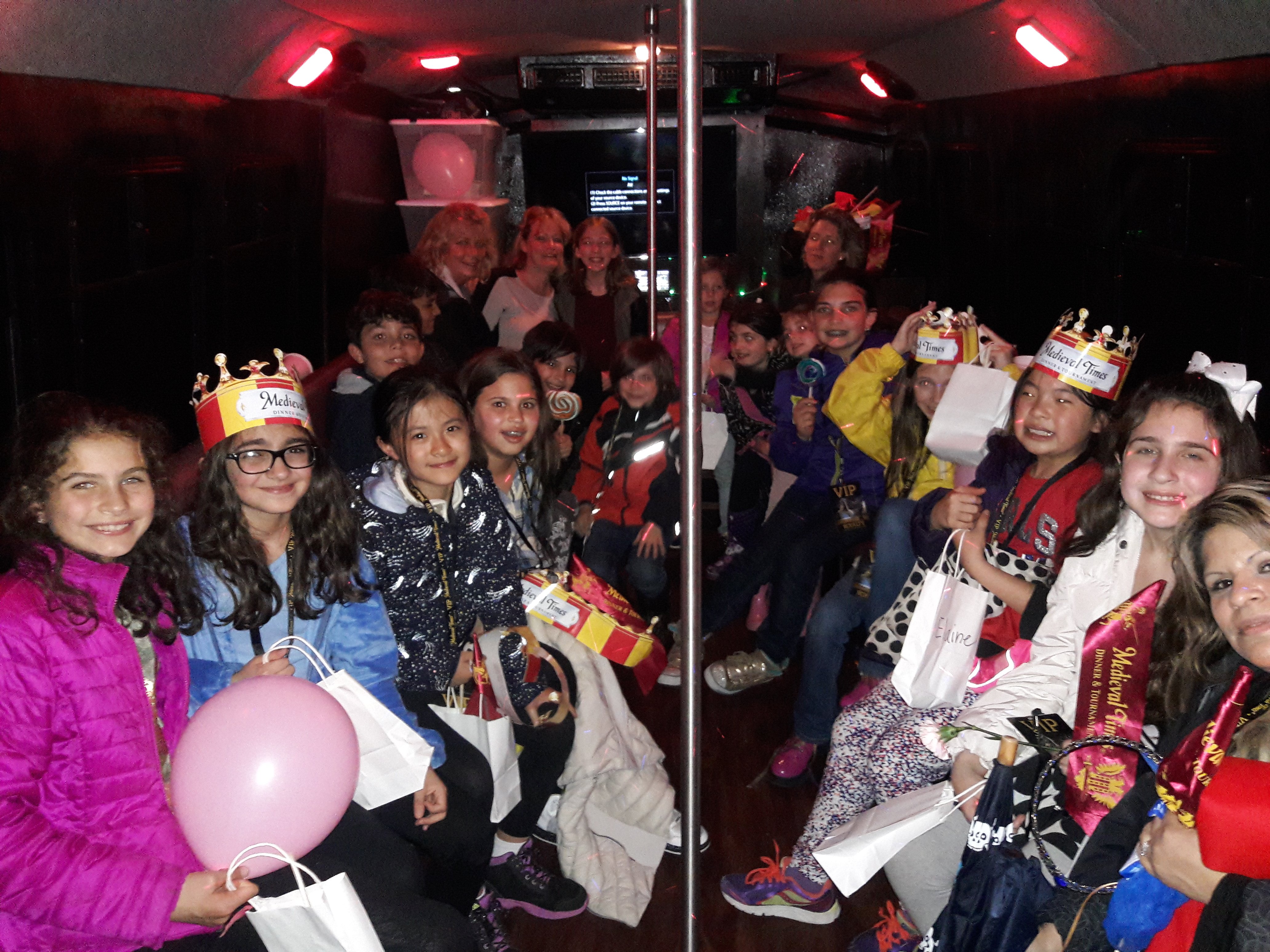 New York Party Bus Queen Anne