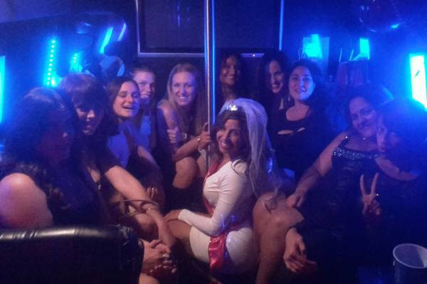 new york party bus bridal shower party small slider image