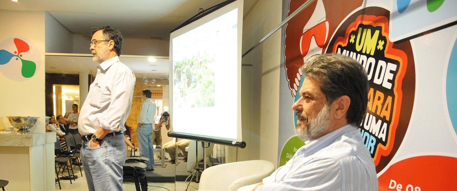 A Faccta marca sua presença na Expoideia 2012