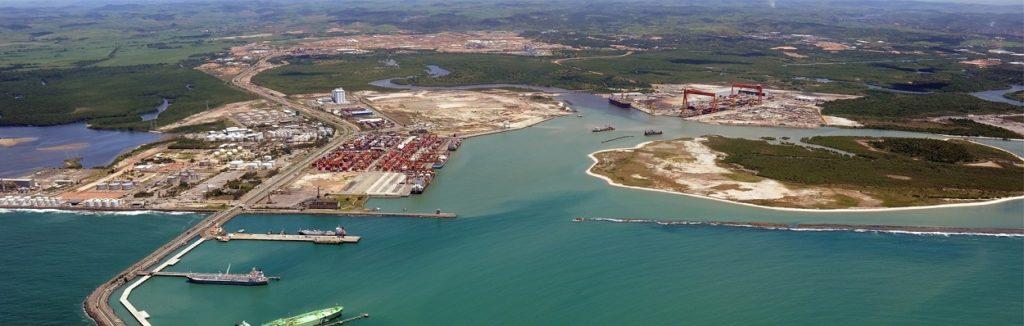 Complexo Industrial Portuário de SUAPE - Pernambuco