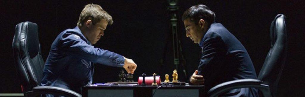 Partida Xadrez - Estratégia e interação com outro