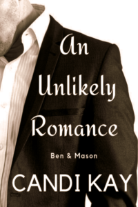 Book Cover: An Unlikely Romance - Ben & Mason