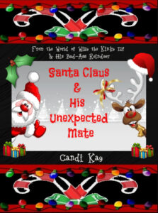 Book Cover: Santa Claus & His Unexpected Mate (#7)