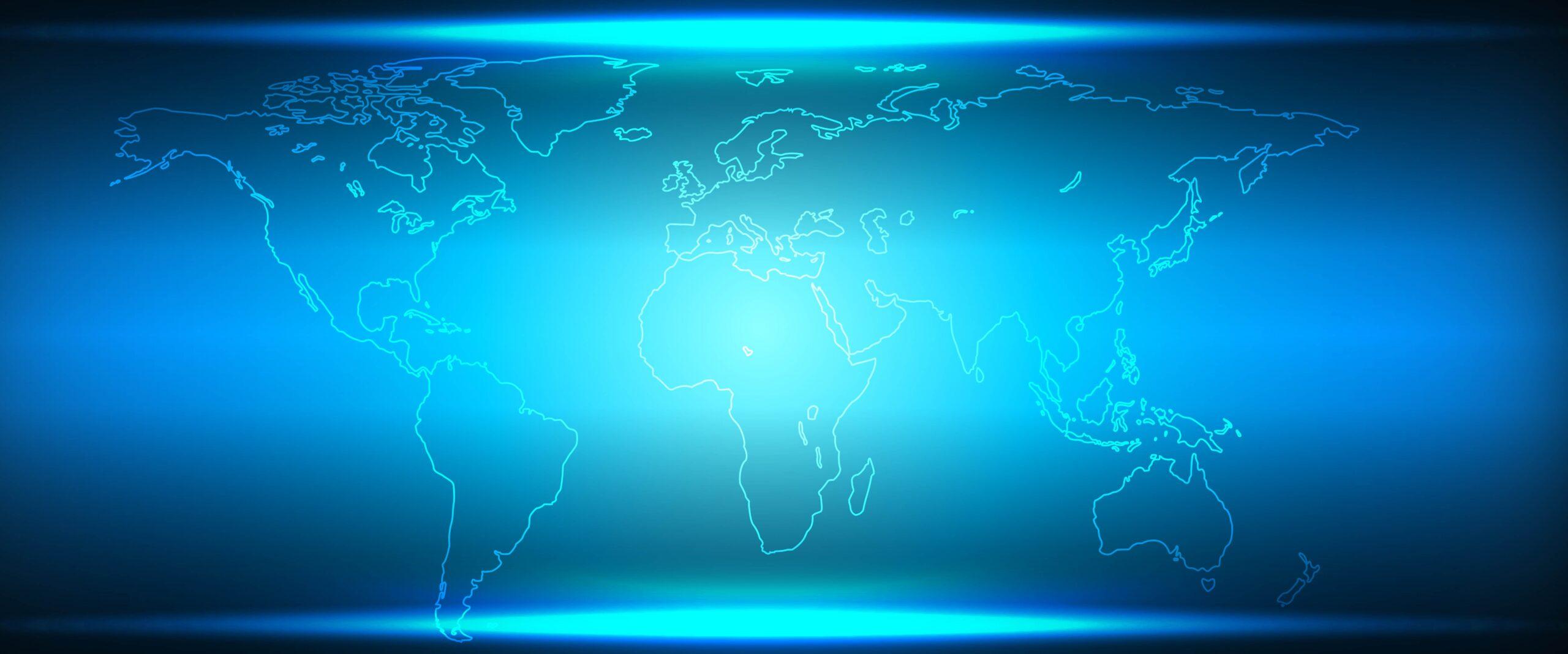 World Map FMS