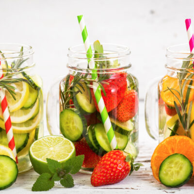 Infused Water Recipes To Help With Weight Loss!