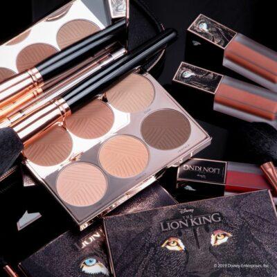 Sir John X Luminess Cosmetics Created A Lion King Makeup Collection!