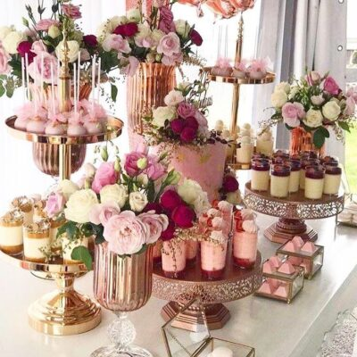 How To Plan A Bridal Shower!
