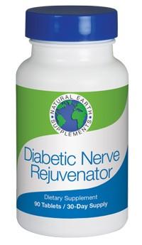 Diabetic Nerve Rejuvenator from Natural Earth Supplements