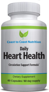 supplement for a healthy heart