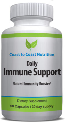 Daily Immune System strengthening supplement