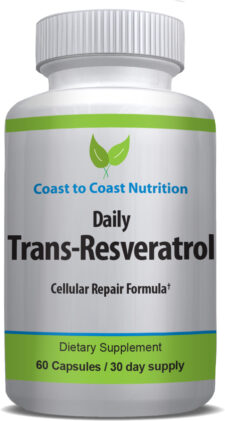 Resveratrol supplement