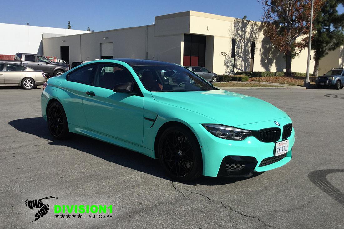 Ceramic Pro BMW M3