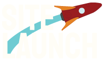 Site Launch Logo