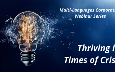 Multi-Languages Webinar: Audio Description & Subtitling