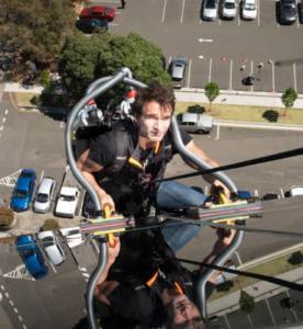Todd Sampson's -Life on the Line