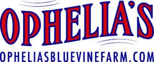 Ophelias Blue Vine Farm