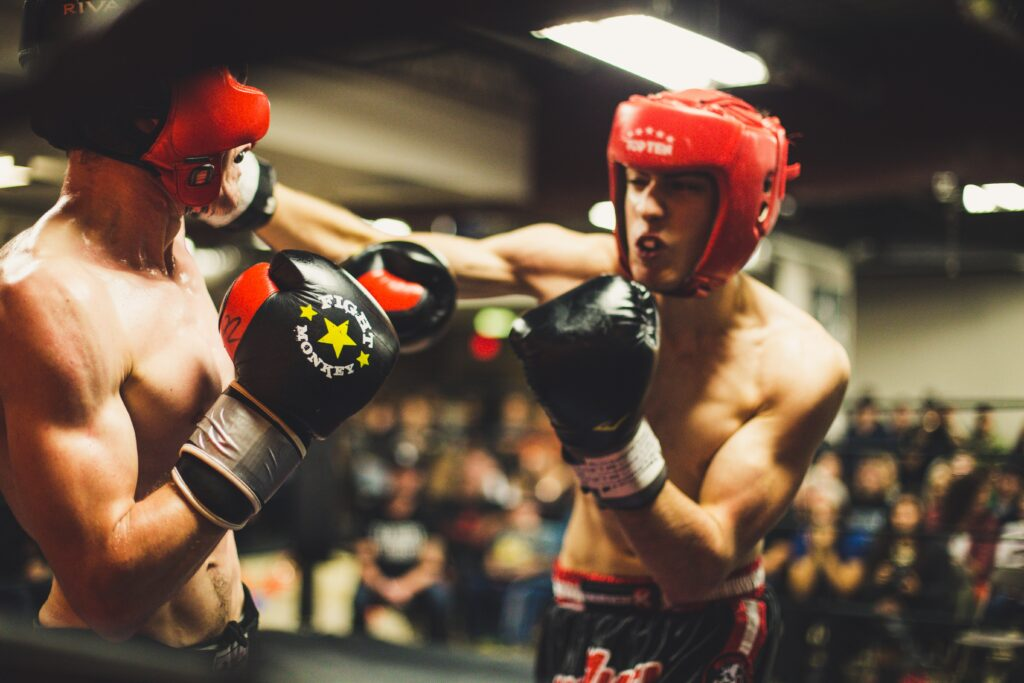 GSP boxing conditioning and training