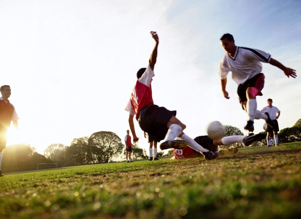 Free Sports Training Evaluation for Soccer