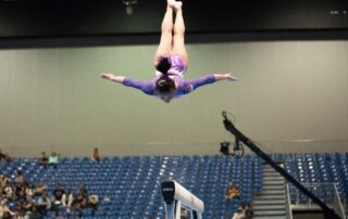 Gymnastics and Cheer Performance