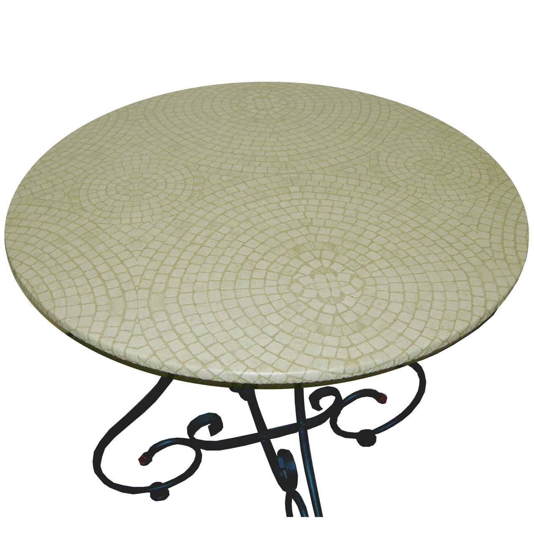 Mosaic Table Beige