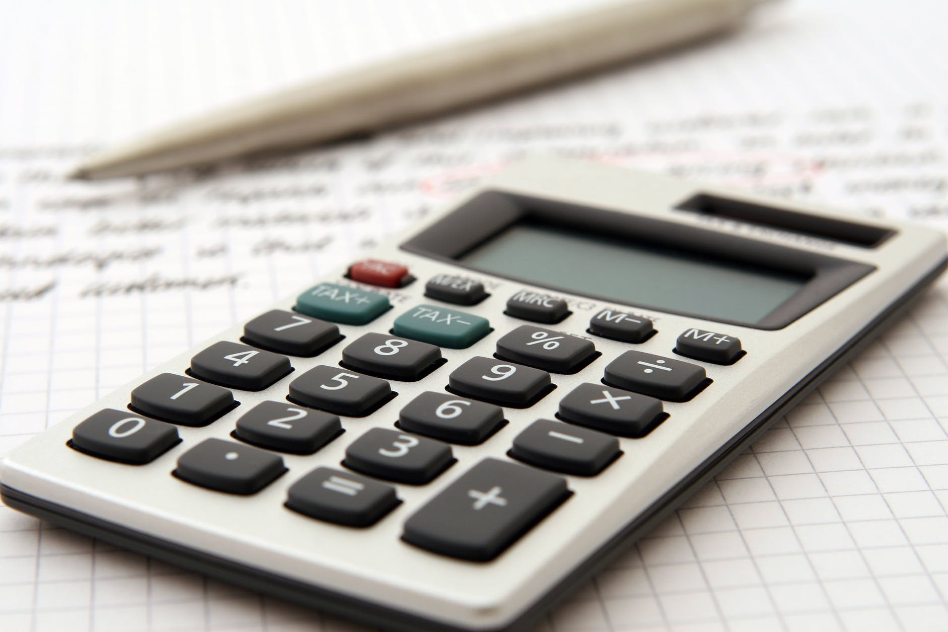 Money calculations insolvency advice