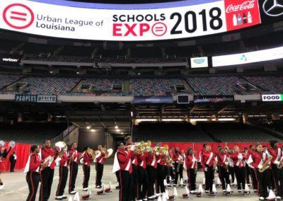 EXPO 2018 band