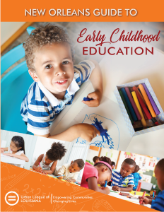 New Orleans Guide to Early Childhood 2019