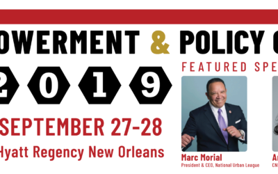 REGISTER NOW for the 2019 Empowerment and Policy Conference!