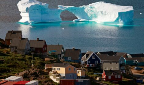 In just one day last week, Greenland lost more than 2 billion tons of ice