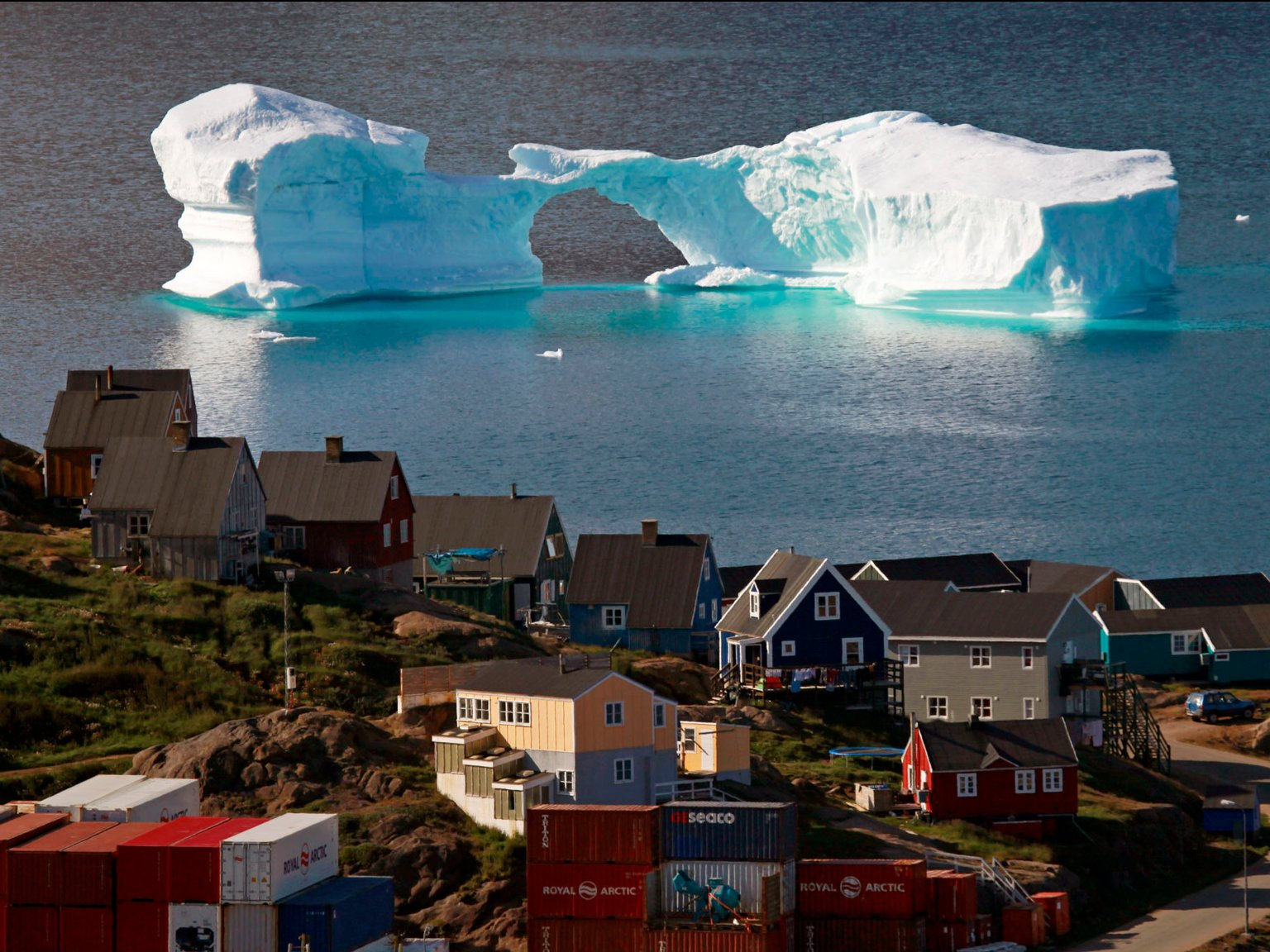 The-town-of-Kulusuk-east-Greenland.-Bob-StrongReuters
