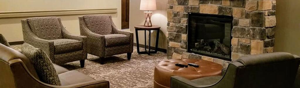 Camanche Living Room